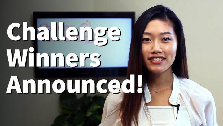 Latest Updates - Change Your Energy Challenge Winners...