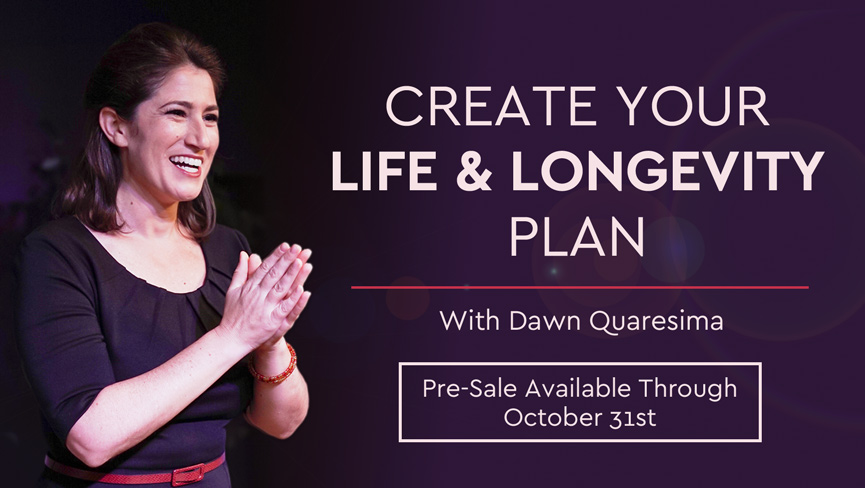 Create Your Longevity Plan with a 120 Year Life Course
