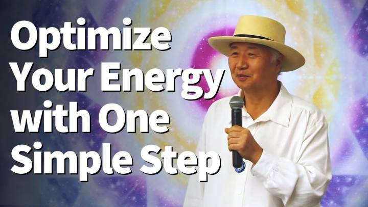 Inspiring Talks - Optimize Your Energy with One Simpl...