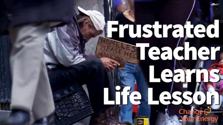 True Change Stories - Frustrated Teacher Learns Life ...