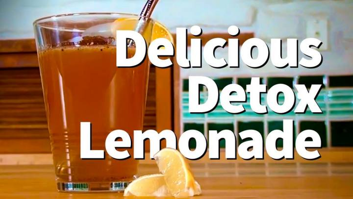 Tips and Tools - Detox with Delicious, Hydrating Lemo...