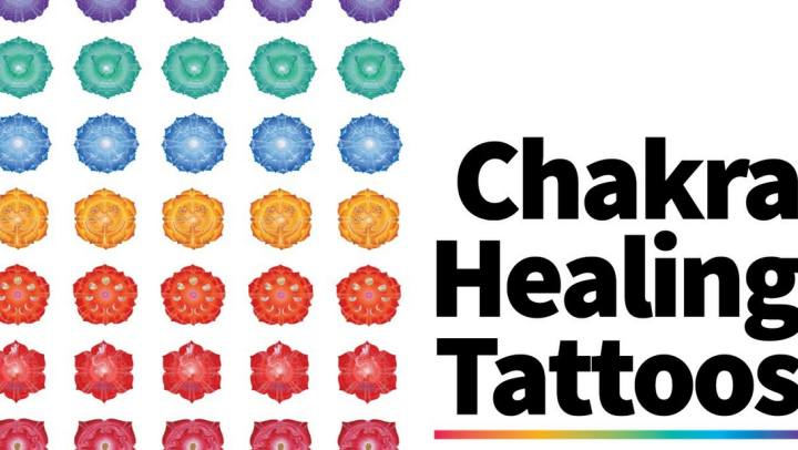 Tips and Tools - Chakra Healing Tattoos