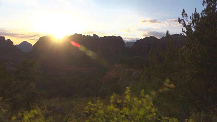 Sedona Guided Meditation: Schnebly Hill