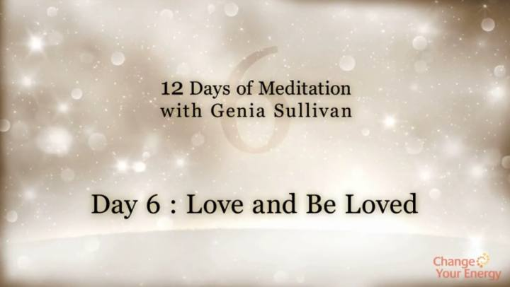 Tips and Tools - 12 Days of Meditation-Day 6: Love an...