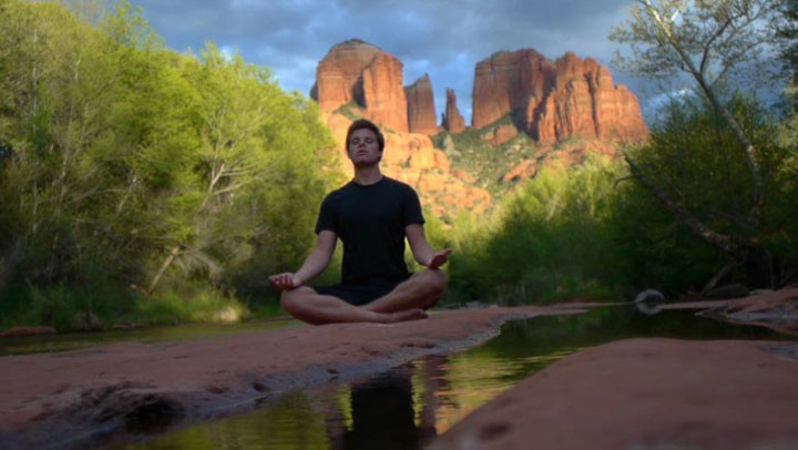 Cool and Cleansing Cathedral Rock Meditation
