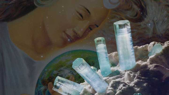 Aquamarine Guided Meditation: Feel the Soul of Mother Earth