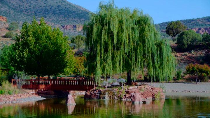 Sedona Guided Meditation: Sedona Mago Retreat
