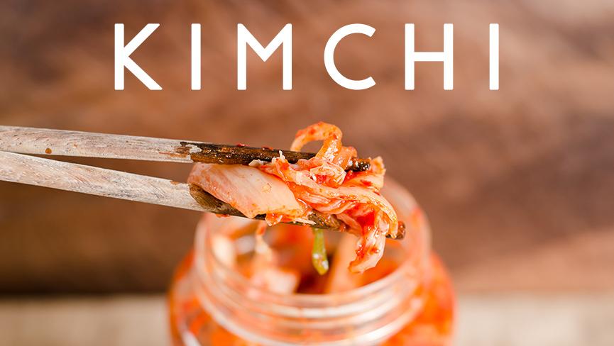 Kimchi A Probiotic Superfood