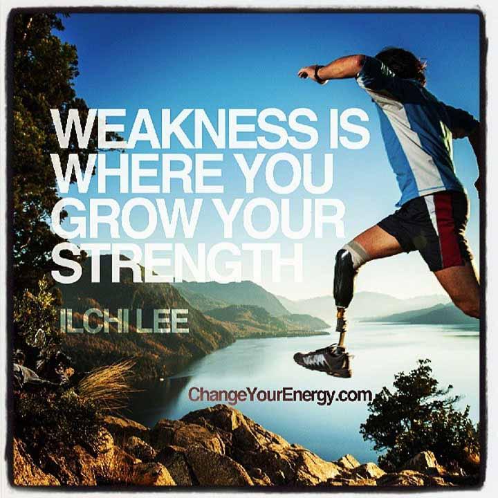 Grow your strength