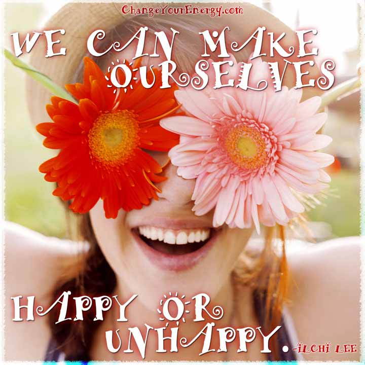 Happy or unhappy