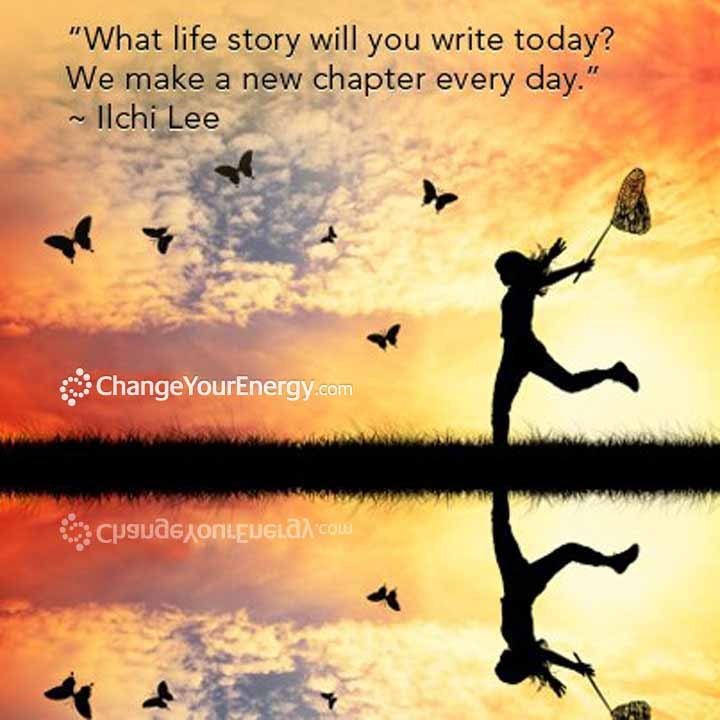 Life story write every day