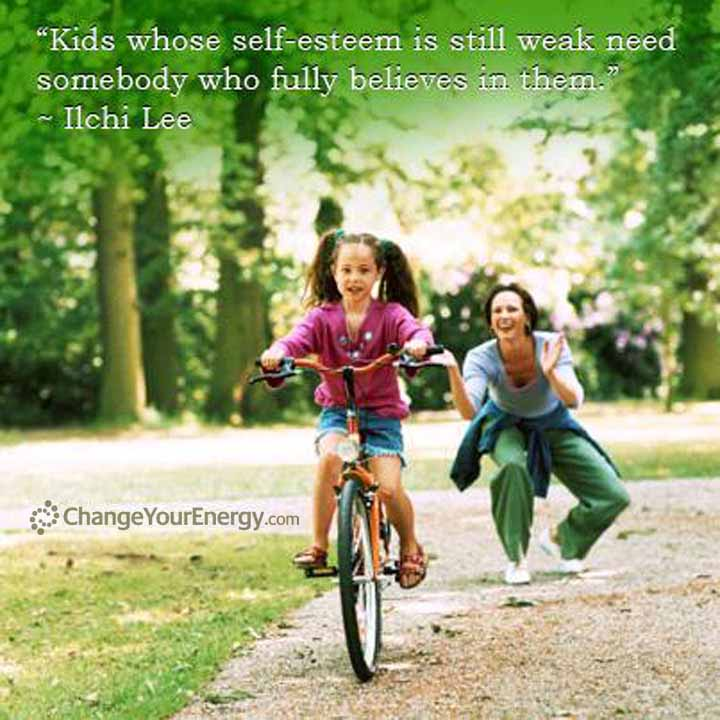 Kids self esteem