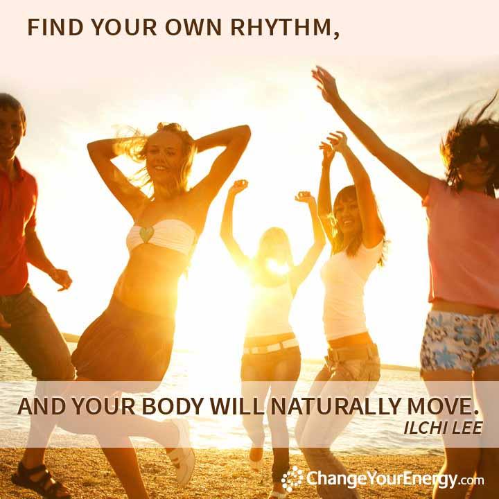 Find Your Own Rhythm