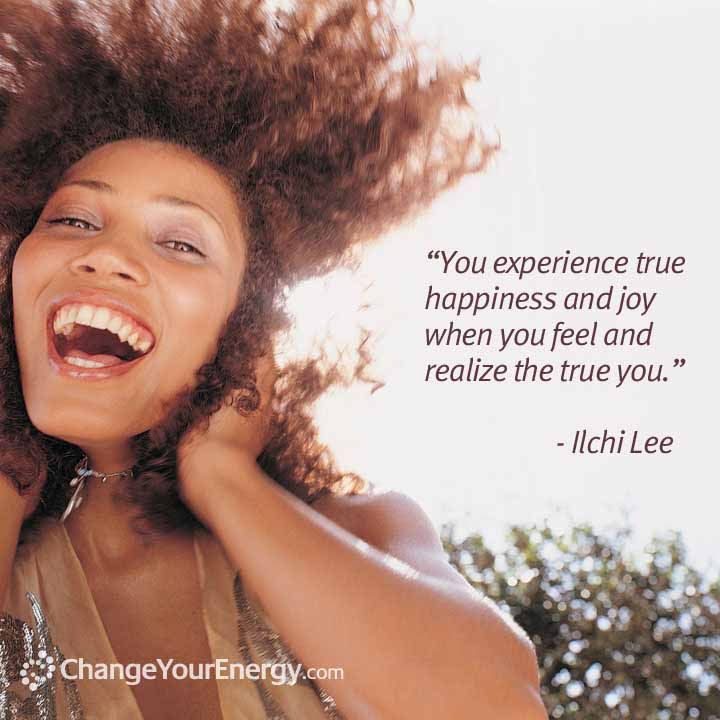 Feel and Realize the True You