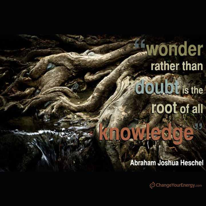 Root of All Knowledge
